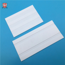 electronic 96% alumina ceramic shell fixture guide
