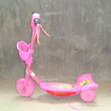 3 колеса велосипеда младенца PVC, самокат пластмассы Kick с светом & нот (ET-KSB1002)