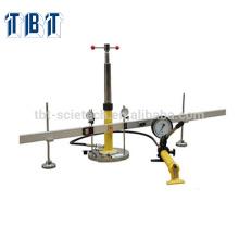 Equipo de prueba del suelo TBT-30 aparato de prueba de rodamiento de placa, máquina de prueba de carga, aparato de prueba de carga de placa