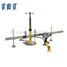 TBT-30 soil testing equipment plate bearing test apparatus, load testing machine, plate load test apparatus
