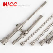 Componentes de termopar Mola / latão baioneta