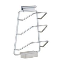 Kitchen rack wall-mounted space aluminum kitchen