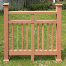 High Quality WPC Outdoor Fencing and Railing 120*70
