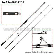 99% Carbon Surf Fishing Rod Igs4203