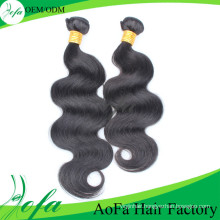 Top Quality Virgin Wave Hair Remy Human Hair Extension