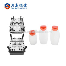High Quality Injection Plastic Flip Cap Mold Moulding
