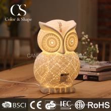 Home Crafts Art Gift - Lámpara de mesa de cerámica