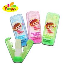 Wholesale Halal Scissors Fruits Sugar Hard Candy Lollipop