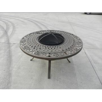 2014 neuer Stil umgewandelt Alaun Brennholz Feuer-Tabelle