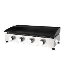 Cast Iron 4 Burner Griddle