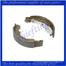 GS8455 6001551409 7701206429 7701207178 77 01 207 178 77 01 206 429 60 01 551 409 for dacia logan renault clio brake shoe
