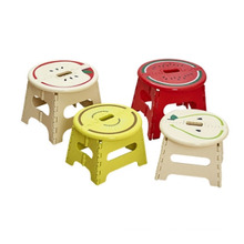 plastic folding stool mould made in China 2018 OEM Custom plastic injection folding stool mold making
