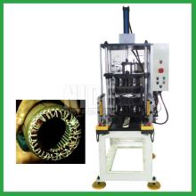 Automatic stator coils shape expanding and forming machine equipment