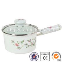 Venta caliente 4 unids olla de cocina set / 2.2L tetera / olla común