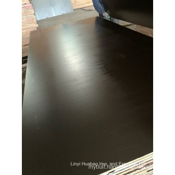 21X1250X2500mm Brown Film Faced Plywood
