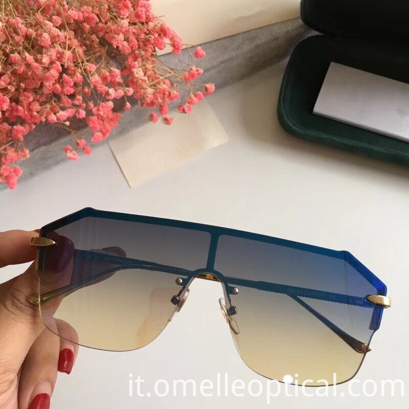 Rimless Sunglasses 2019