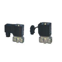 Vanne électromagnétique à action directe et à fermeture directe de type 2/2 électrovannes série 2L