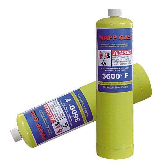Mapp Gas Cylinder for Welding Gun Hand Torch