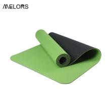 Экологичный нескользящий водонепроницаемый коврик для йоги Tpe
