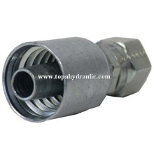 factory customized for One Piece Hose Fitting parker hydraulic union fittings and adapters supply to Qatar Supplier