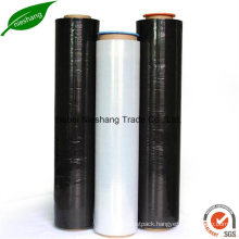 Transparent and Black Packaging Stretch Film Jumbo Stretch Film