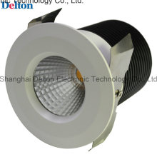 8W personalizado dimmable COB LED Down lámpara (DT-TD-001)