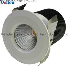 8W personnalisé Dimmable COB LED Down Lamp (DT-TD-001)