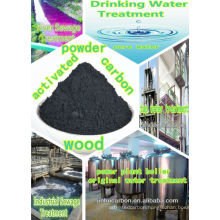 activated carbon purify sewage