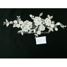 Embroidery cheap fabric lace wedding dress lace suppliers