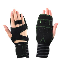 Reka bentuk baru Gym Sports Weightlifting Fitness Gloves