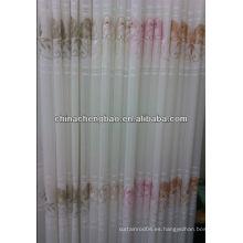2013 nuevo diseño bordó las cortinas escarpadas