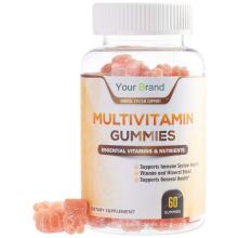 Amazon Hot Sale Healthcare Supplement Vitamins Multivitamin Gummies