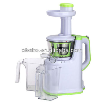 Electric white and green orange juicer AJE318