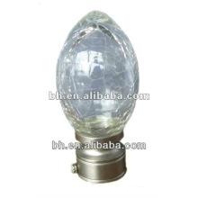 Kristall Urnen, Urne Pvc, Glas Hardware