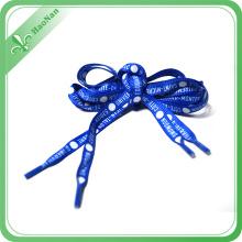 Usine d'approvisionnement toutes les formes de haute qualité coloré personnalisé longueur lacets à vendre