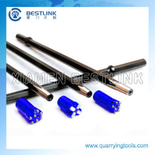 Tapered/Taper Thread Drill Rod for Drilling