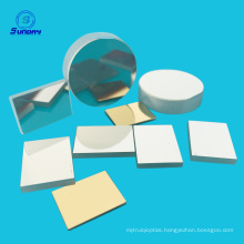 Optical Flat Mirror with AR