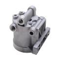 Aluminum Die Casting Heavy Duty Truck Oil Water Separator Shell