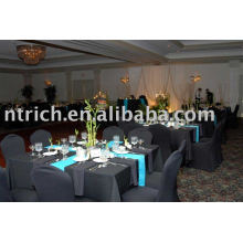 Elegant Chair cover&Table Cloth