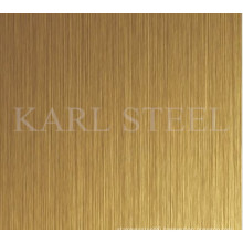 High Quality 201 Stainless Steel Color Ket010 Hlsheet