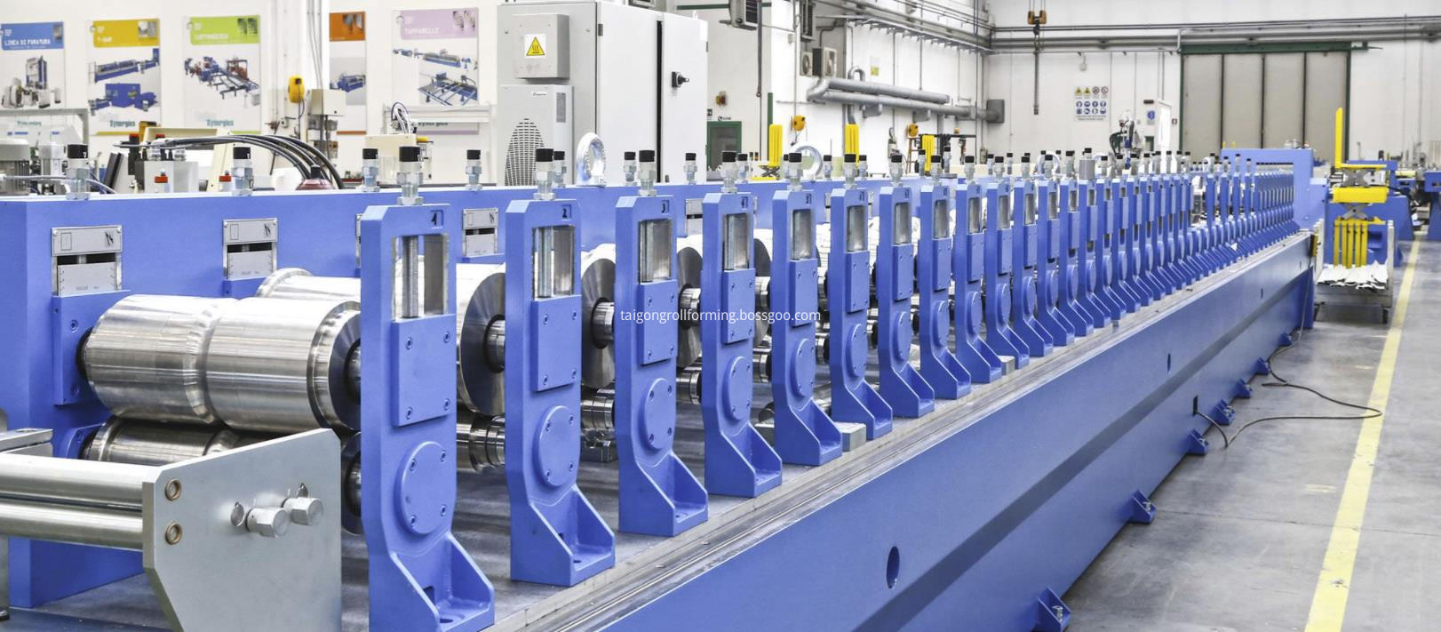 Light Gauge Steel Building Machine