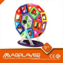 Popular 3D Brinquedos Inteligentes Magformers Construção Puzzle