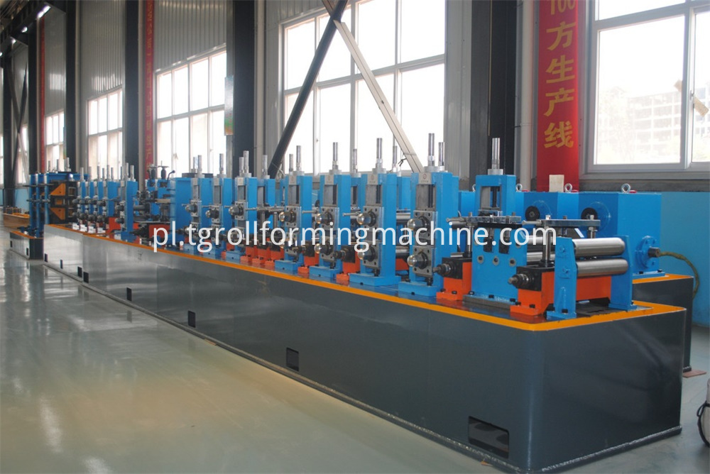Tube Rolling Making Machine
