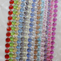 Decorative Wedding Octagon Acrylic Plastic Bead Chains