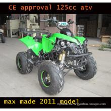 Холодный спорт 125CC ATV, двойной глушитель ATV (ET-ATV048)