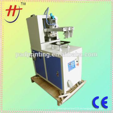 Precio especial de semiautomático máquinas de impresión de pantalla de color único para imprimir en globos