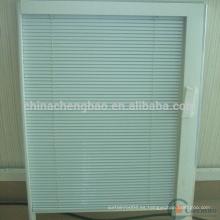 China proveedor escalera automática de la cadena persianas enrollables de aluminio