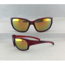 2016 Hot Sales and Fashionable Spectacles Style for Men′s Sports Sunglasses (P10004)