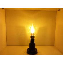 Ampoule à chandelier LED 3W CE et RoHS