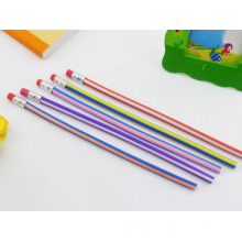 Пластиковый карандаш для рекламного подарка